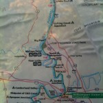 C&O Canal Map (3 of 4)