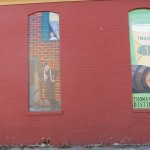 Mural in Aurora, Indiana