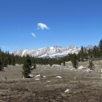 Bighorn Plateau in Sequoia National Park
