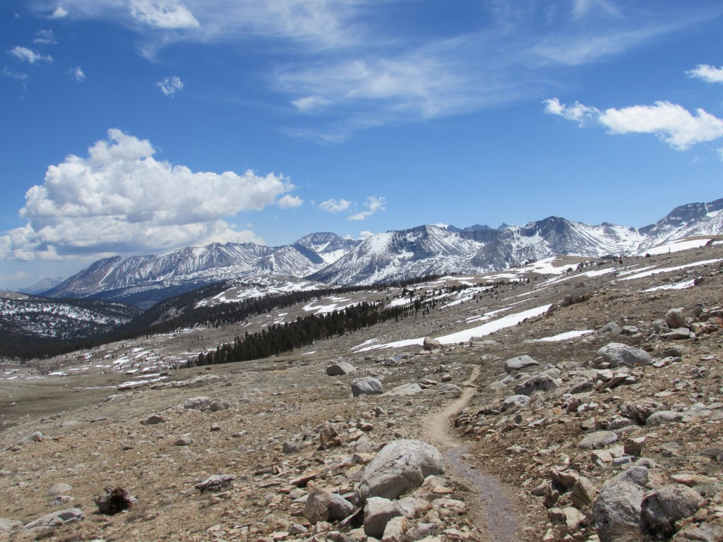 Bighorn Plateau in Sequoia National Park