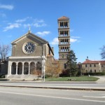 St Mark Catholic Church in Cincinnati