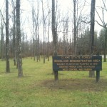 Clark State Forest Woodland Demonstration Area