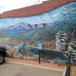Mural in Colorado Springs, Colorado