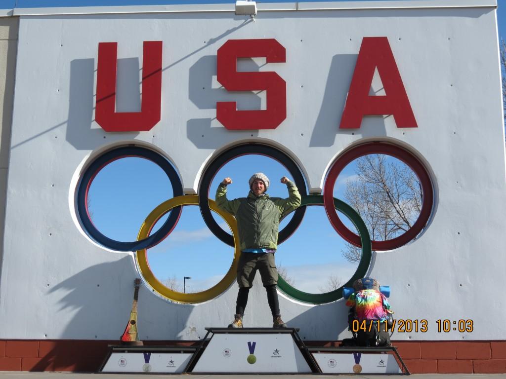 Colorado-Springs-Olympic-Training-Center-Selfie