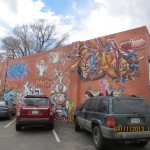 Street Art in Colorado Springs, Colorado