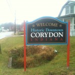 Corydon Sign
