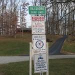 Dillsboro Sign