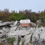 Dolly Sods Wilderness Area Sign