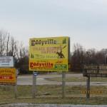 Eddyville Sign