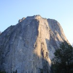 El Capitan in Yosemite National Park, California