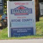 Ellenboro, West Virginia Sign