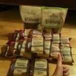 Erin Bakers Sponsorship Goodies