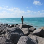 Farthest Point from Maine in Fort Zachary Taylor State Park in Key West