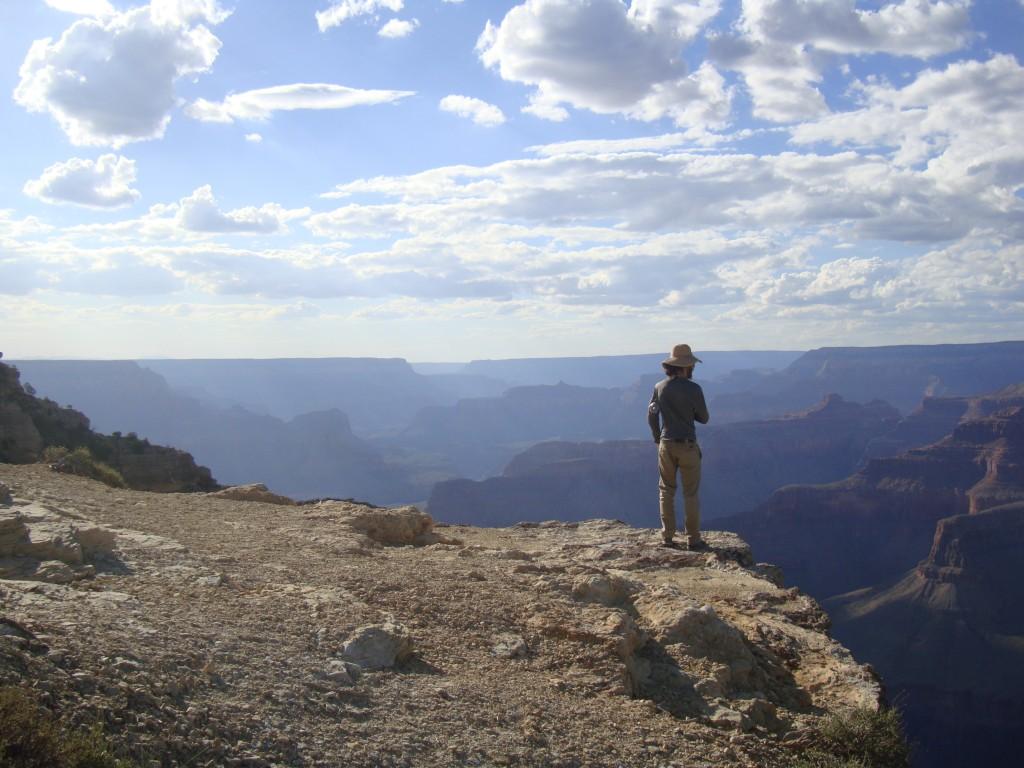 Grand-Canyon-South-Rim-Selfie