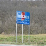 Indiana Sign
