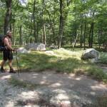 JB Strollin through Harriman State Park