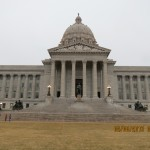 Jefferson City State Capital Building