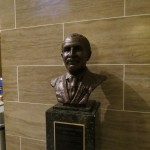 George Washington Carver Bust in the Jefferson City State Capital Building