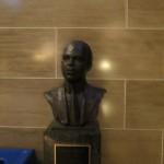 Scott Joplin Bust in the Jefferson City State Capital Building