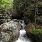 Katahdin Stream in Baxter State Park in Maine