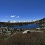 Lake in Kings Canyon National Park