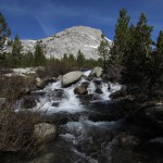 Tributary of the Kings River in Kings Canyon National Park