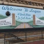 Logan Sign/Mural