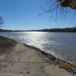 Missouri River Dock on the Katy Trail