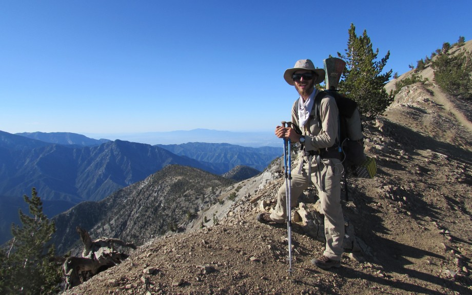 Summit of Mount Baden Powell