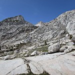 Palisades Mountains in Kings Canyon National Park