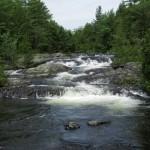 Pierce Pond Stream in Maine