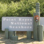 Point Reyes National Seashore Sign