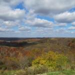Rim on the World in Morgan County, Ohio