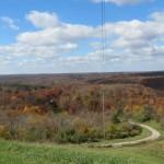 Rim of the World in Morgan County, Ohio