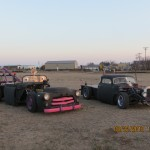 Roadsters for Sale Outside Oakley, Kansas