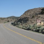 Toiyabe National Forest Sign