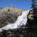 Tuolumne Falls in Yosemite National Park