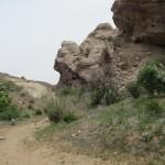 Vasquez Rocks in Agua Dulce