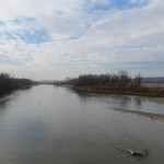 Wabash River on the IN/IL State Line