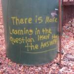 Wise Wayne National Forest Graffiti