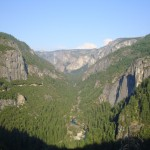 Yosemite National Park Overlook