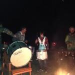 Drum circle in Augusta. Missouri
