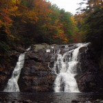Laurel Fork Falls in Tennessee