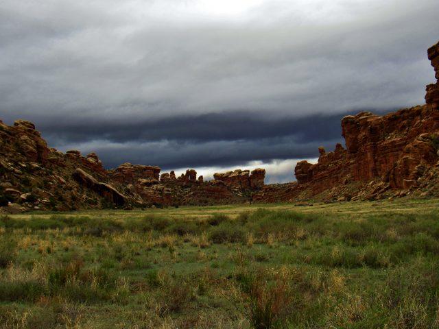 Cyclone Canyon