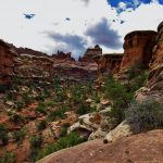 Elephant Canyon to Druid Arch