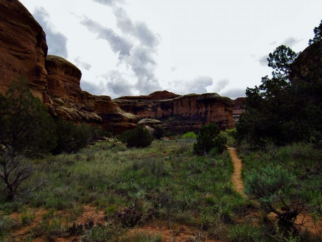 Lost Canyon Trail
