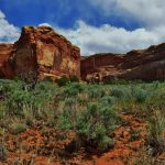 Horse Canyon Panorama