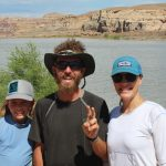 Peace in Cataract Canyon