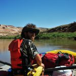 Rowing an Overnight Trip on the Daily Outside Moab on the Colorado River