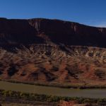 Beaver Bottom on the Green River Panorama